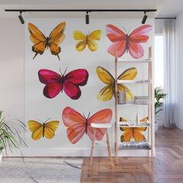 Butterflies no 3 Wall Mural