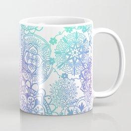 Pastel Mandala Pattern Coffee Mug