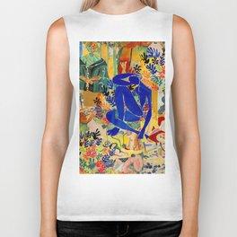 Matisse el Henri Biker Tank