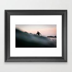 Jeffrey Morris - 5 Framed Art Print