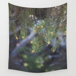Summer in Big Bear Wall Tapestry