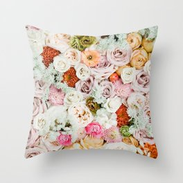 One Fine Day Throw Pillow