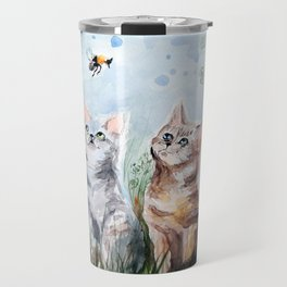 Kittens Travel Mug