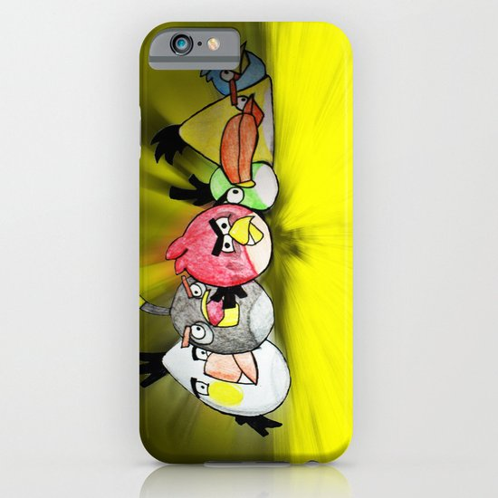 Angry iPhone & iPod Case