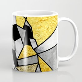 FRAGMENT SKULL Coffee Mug