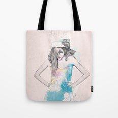 Raccoon Love Tote Bag