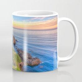 Nugget Point, Otago, New Zealand Coffee Mug