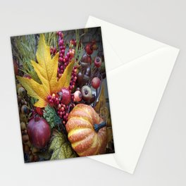 Autumn Naturals Stationery Cards