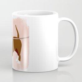 Eugenie the Bull Terrier Coffee Mug