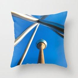 DUSSELDORF 05 Throw Pillow
