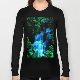 Enchanted waterfall. Long Sleeve T-shirt