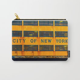 City of New York (Ferry) Carry-All Pouch