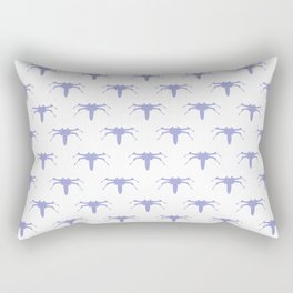 X wing fighter rebels pattern Rectangular Pillow