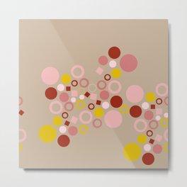 Bubbles Metal Print