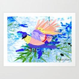 Rainbow LeeMarie Creative Design  Art Print