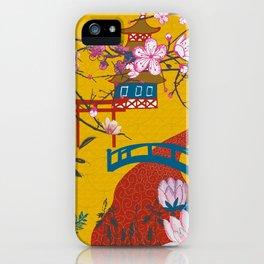 Kabuki's Kingdom iPhone Case