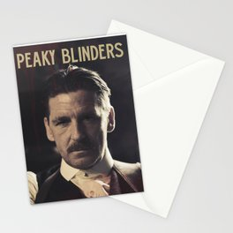 Peaky Blinders, Paul Anderson is Arthur Shelby, Cillian Murphy is Thomas Shelby, Tom Hardy Stationery Cards