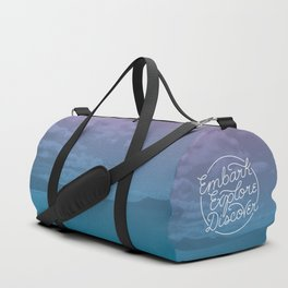 Embark Explore Discover (monoline) Duffle Bag