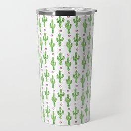 Cactus Craze Travel Mug