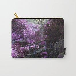 Tea Garden Carry-All Pouch