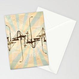 Port Stationery Cards