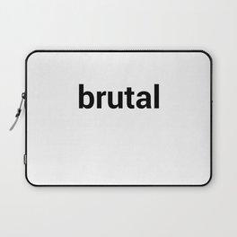 brutal Laptop Sleeve