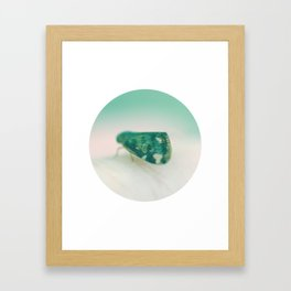 Small fragments of beauty Framed Art Print