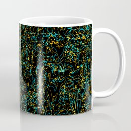 Electric Crowd Coffee Mug