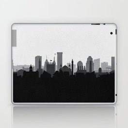 City Skylines: Baltimore (Alternative) Laptop & iPad Skin