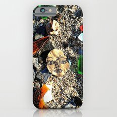 Lady in the Sand Slim Case iPhone 6s
