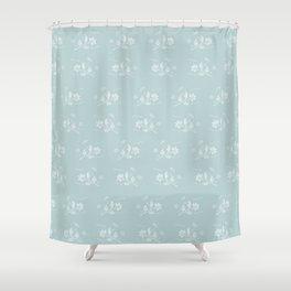 Floral Pattern #1 #decor #art #society6 Shower Curtain