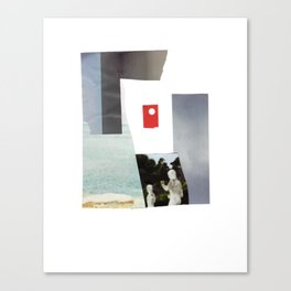 Non-dot Canvas Print