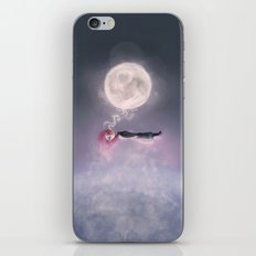 Moonsende / Back to Home iPhone & iPod Skin