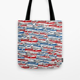 Air Max All Over Tote Bag
