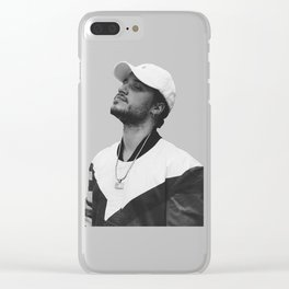 Russ Clear iPhone Case