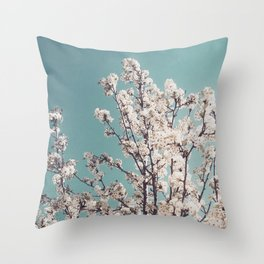 Bloomed 1 Throw Pillow