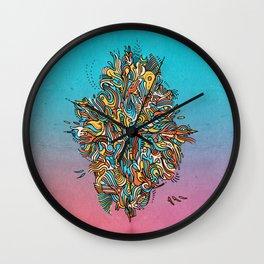FreeFlowing Wall Clock