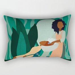 Salon No. 2 Rectangular Pillow