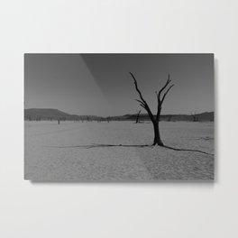 Namibia's landscape Metal Print