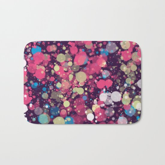 Abstract 34 Bath Mat