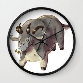 Cute Guild Wars Dolyak Wall Clock