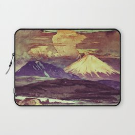 The Rising Fall Laptop Sleeve