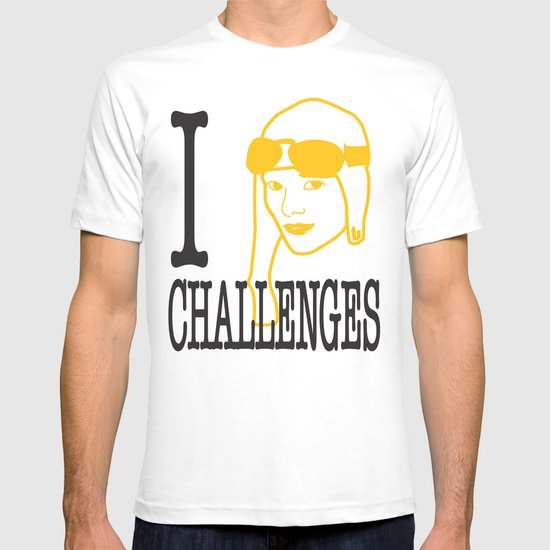I __ Challenges T-shirt