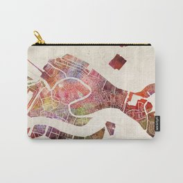 Venice map Carry-All Pouch