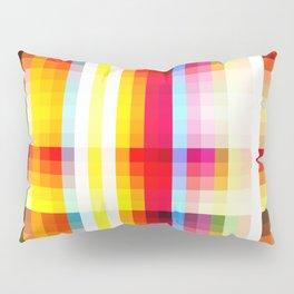 classic multicolored retro pattern Pillow Sham