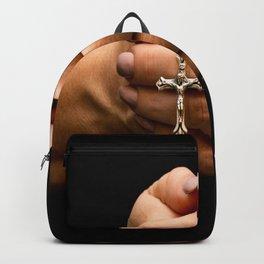 Grasping Faith Backpack
