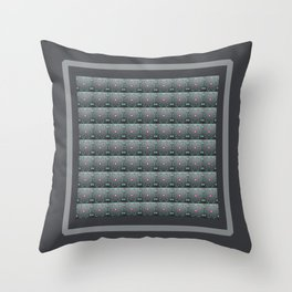 Tiled Sparke Throw Pillow