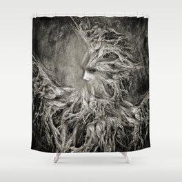 Greek goddess Gaia. Shower Curtain