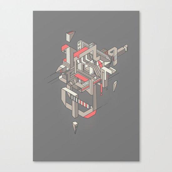 ASW Canvas Print