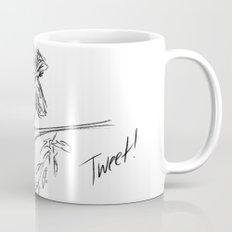 A Bird :: The Original Tweet Mug